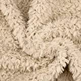 kullaloo Teddyplüsch/Kunstfell Fantanstic Furs Fine Teddy