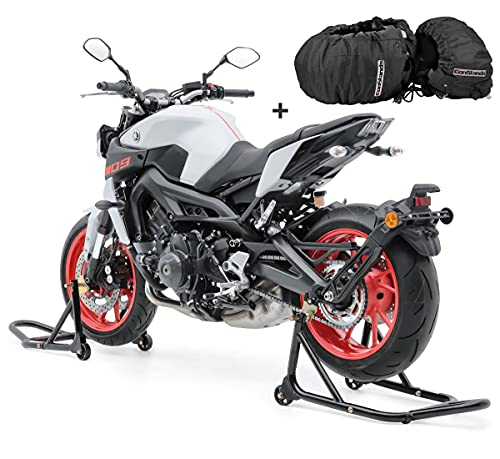 Caballete Set para Honda CBR 500 R / 600 RR + Calentadores de neumáticos