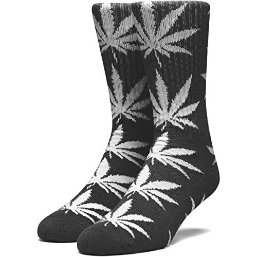 HUF Herren Socken GLOW PLANTLIFE, Größe:ONESIZE, Farben:black