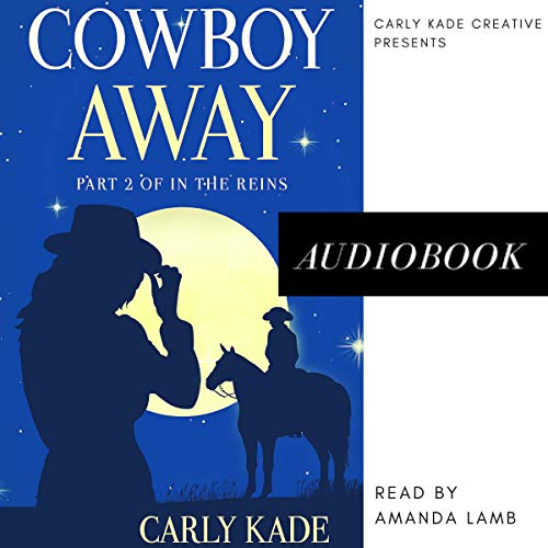 Cowboy Away audiobook cover art