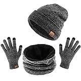 TAGVO Winter Beanie Hat, Scarf, ...