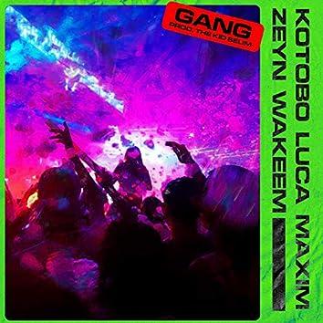 Gang (feat. Luca Maxim, Wakeem, Zeyn Zakarov & Kotobo)