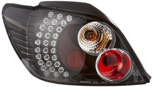 FK Automotive FKRLXLPG8001 LED Feux arrière, Noir