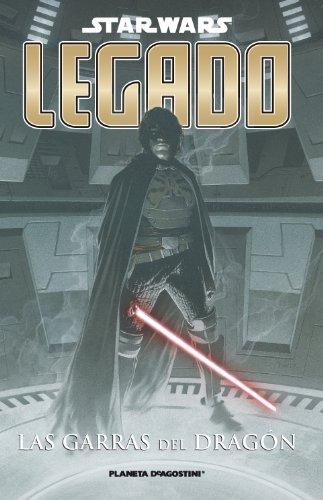 Star Wars Legado nº 03/15: Las garras del dragón: 4 (Star Wars: Cómics Leyendas)