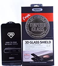 MWGEARS Caesar 3D Tempered Glass for iPhone 7 / iPhone 8 - Black