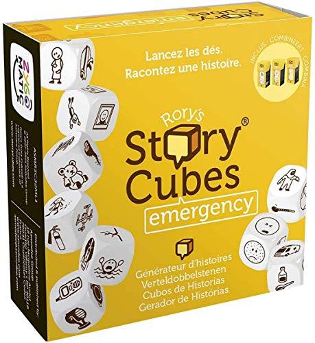 Zygomatic- Story Cubes Emergency, Multicoloured, One Size (Asmrsc32ml1), Assorted Colour/Model