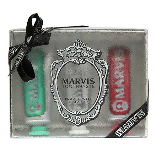 Marvis Travel Geschenkbox, 3 Geschmacksrichtungen