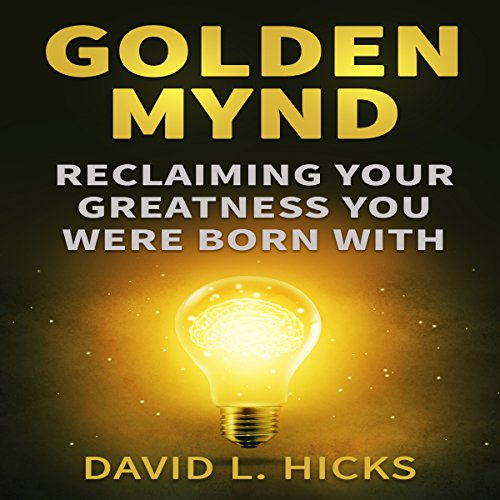 Golden Mynd audiobook cover art