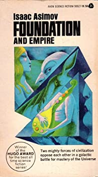 Paperback Foundation and Empire Book