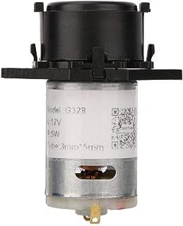 Mini Pompe p/éristaltique DC12V de Haute qualit/é pour la Bio-ing/énierie de Laboratoire G528 32x23mm Yanmis Pompe p/éristaltique 2 * 4
