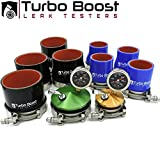 Turbo Boost Leak Testers - Shop Kit - Universal Intake Charge Pipe Pressure Test 2' 2.25' 2.5' 2.75' 3' 3.25' 3.5' 4'