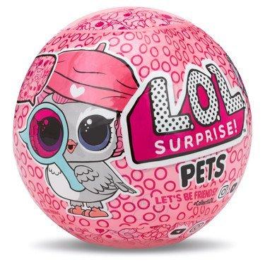 LOL SURPRISE Serie 4 Pets Surprise