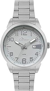 Relógio Masculino Condor Analógico Co2115Kto/3C Prata