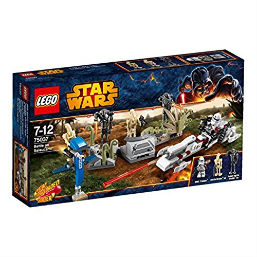 LEGO Star Wars 75037 - Battle on Saleucami