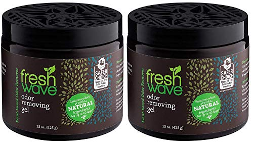Fresh Wave Odor Removing Gel, 15 oz. - Special Value 2-Pack