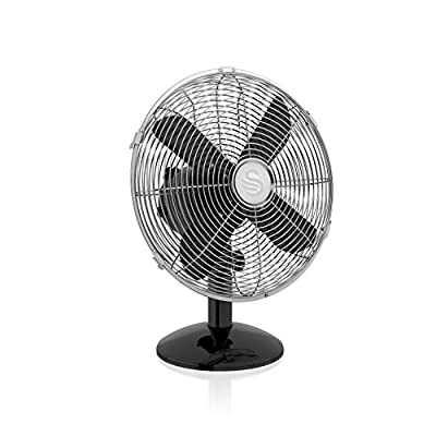 Swan Retro Desk Fan