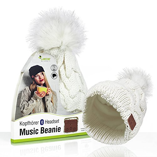 Sharon Music Bluetooth Beanie | Winter Hat with Wireless Stereo...