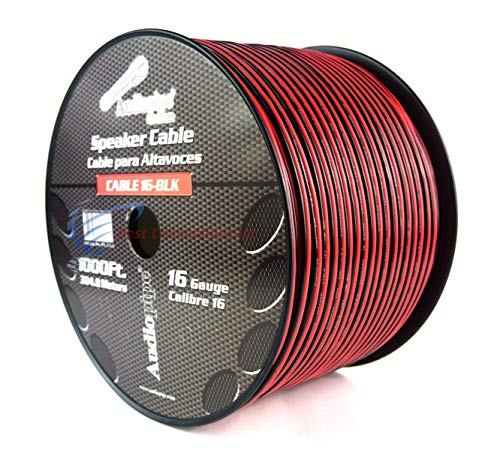 1000ft speaker wire 12g - 4