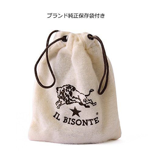(イルビゾンテ)ILBISONTEレザーカードケースC0854本革名刺入れ(ヌメ)