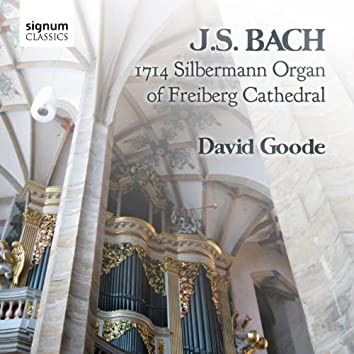 J.S. Bach: The Organ of Freiberg Cathedral, Germany
