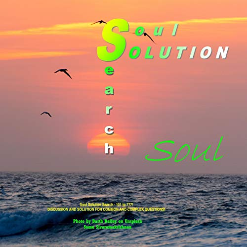 Soul Solution Search: Soul cover art