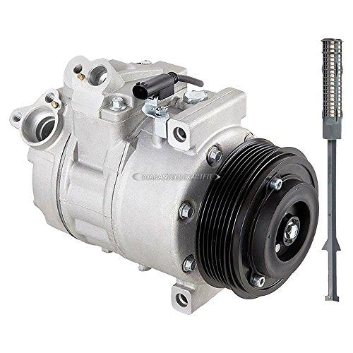 For BMW 525i 525xi M5 528i AC Compressor w/A/C Drier - BuyAutoParts 60-88488R2 New
