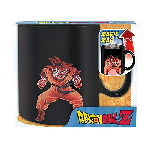 ABYstyle - DRAGON BALL - Mug Heat Change - 460 ml - Goku