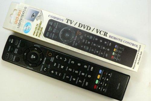 Afstandsbediening handzender UCT-031 universeel geschikt voor LG CRT, LCD, STB, DVD