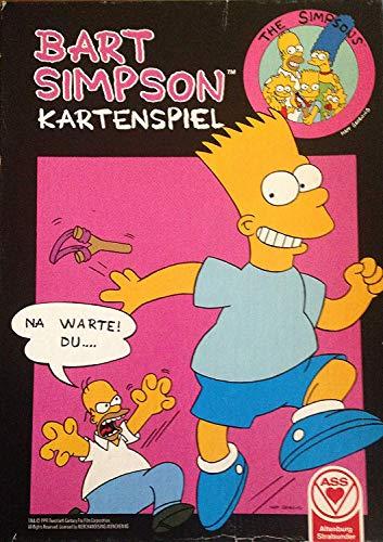 Bart Simpson Kartenspiel