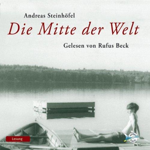 Die Mitte der Welt audiobook cover art