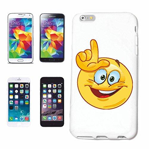 Reifen-Markt Handyhülle kompatibel mit Samsung Galaxy S6 Smiley ZEIGT Zwei Bier Bitte Smileys Smilies Android iPhone Emoticons IOS GRINSEGESICHT Emoticon APP Hardc