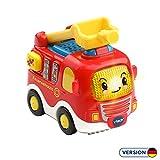 Vtech 80-514004 Tut Tut Baby Flitzer Feuerwehrauto Babyspielzeug, Mehrfarbig