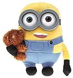 Minion - Bob Avec Son Peluche Tim - 26cm