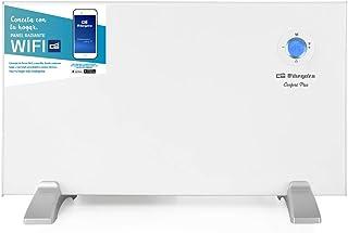 Orbegozo REW 1000 - Panel radiante digital Wi-Fi, 1000 W, pantalla digital LCD, programable, conexión inalámbrica mediante Orbegozo APP