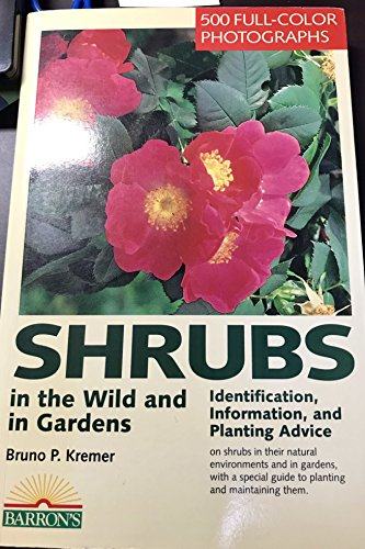 Shrubs in the Wild and in Gardens (Barron's Nature Guide)