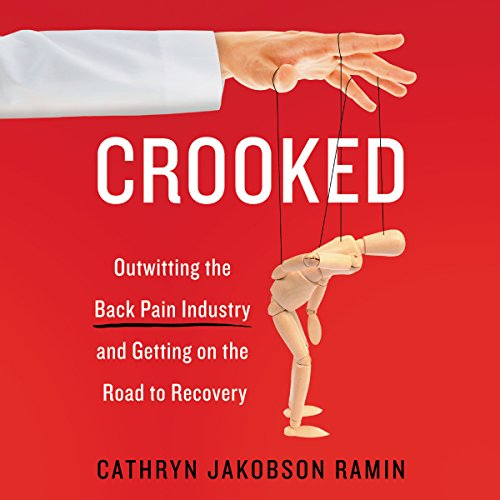 Crooked audiobook cover art
