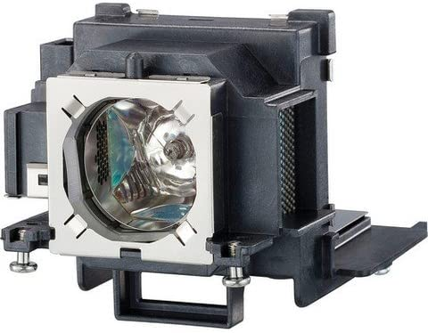 PT-VX400 Panasonic Projector Lamp Replacement. Projector Lamp Assembly with Genuine Original Osram P-VIP Bulb Inside.