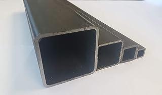Alu Vierkantrohr 80x80x4mm Aluprofil 2 Meter 32,45€//m