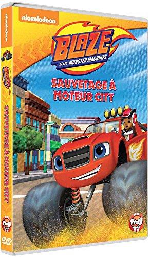 Blaze et Les Monstres Machines-Volume 6 : Sauvetage à Moteur City