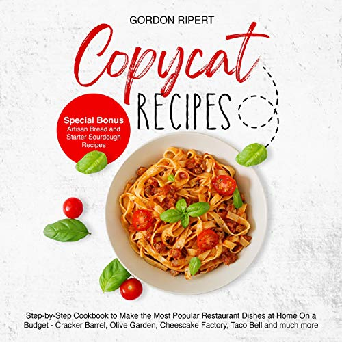 Copycat Recipes cover art