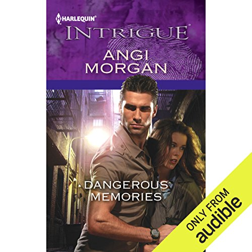 Dangerous Memories audiobook cover art