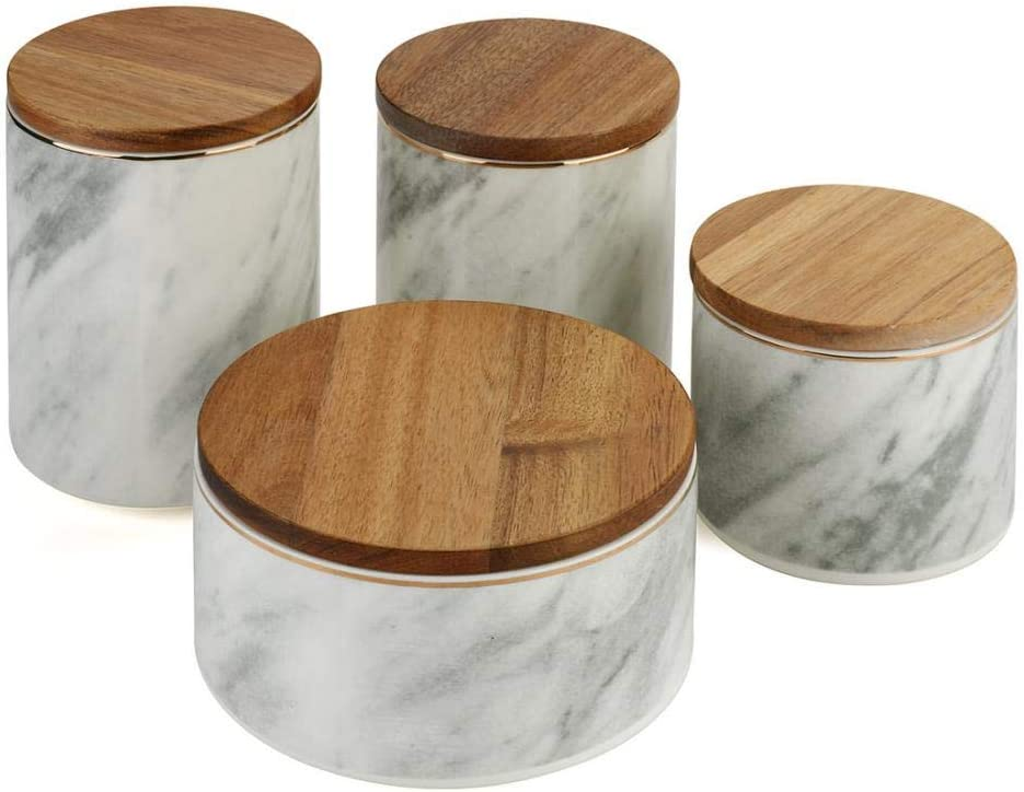 Food excellence Storage Jar Ceramics with Ai famous Kitchen Canisters