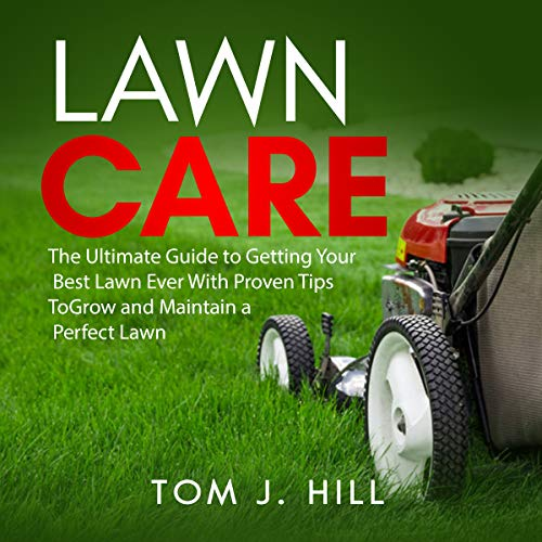 Lawn Care audiobook cover art