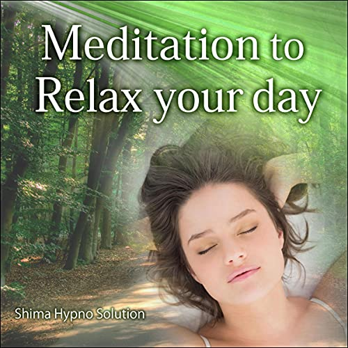 『Meditation to Relax your day』のカバーアート