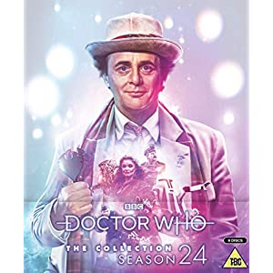 Doctor Who – The Collection – Season 24 Packaging [2021]