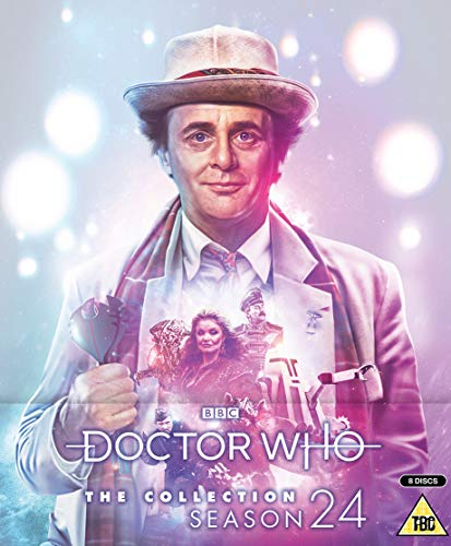 Doctor Who - The Collection - Season 24 [Blu-ray] [2021]