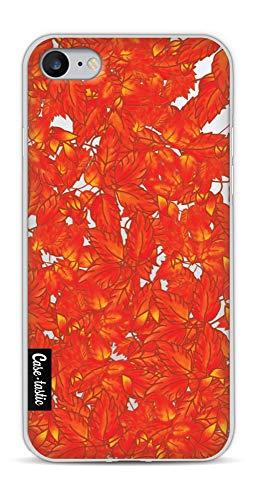 Beschermhoes voor de iPhone 8 met veel ruimte voor je identiteitskaart, bankpas en meer. De schokabsorberende en krasbestendige hoes voor de Apple iPhone 8 met Autumnal Leaves - CASETASTIC