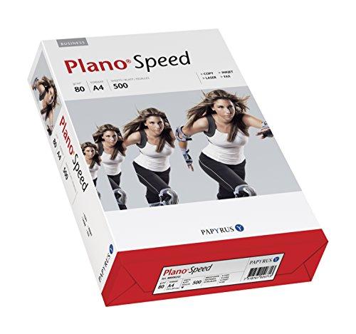 PlanoSpeed Kopierpapier Qualitäts-Druckerpapier Drucker Papier DIN A4 500 Blatt