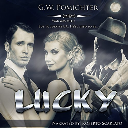 Lucky audiobook cover art