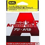 DUEL(デュエル) PEライン 0.3号 アーマード F アジ・メバル 100M 0.3号 O オレンジ アジ・メバル H4126-O